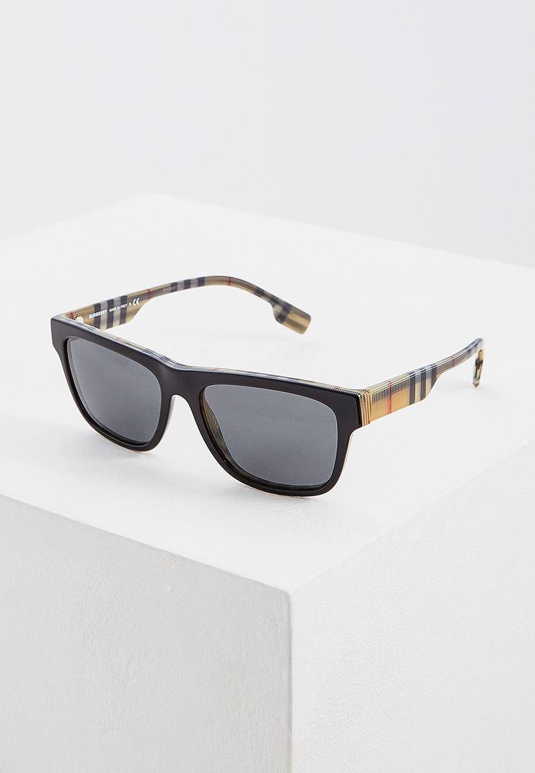Мужские солнцезащитные очки Burberry Очки солнцезащитные Burberry