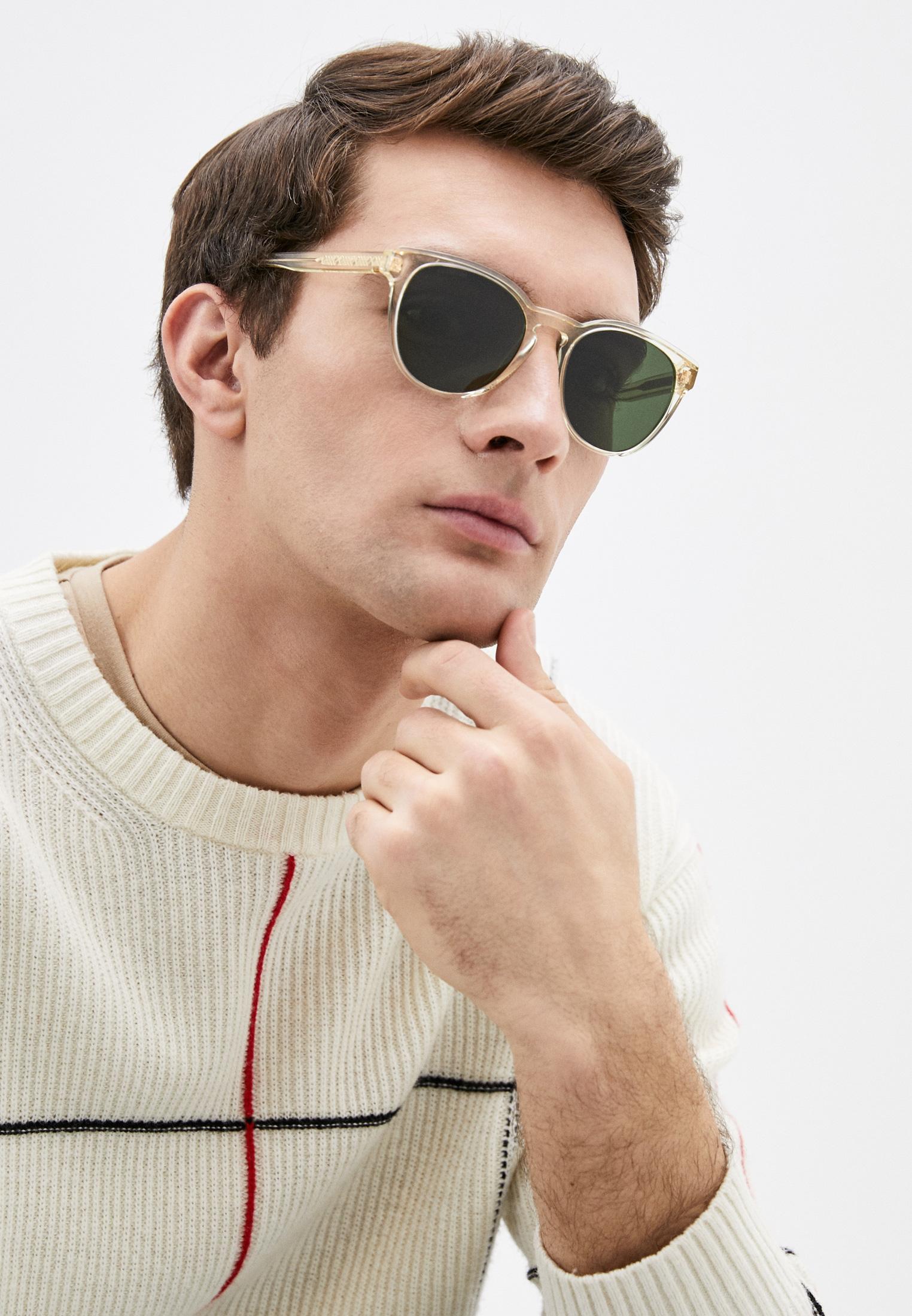 Мужские солнцезащитные очки Burberry 0BE4310: изображение 6