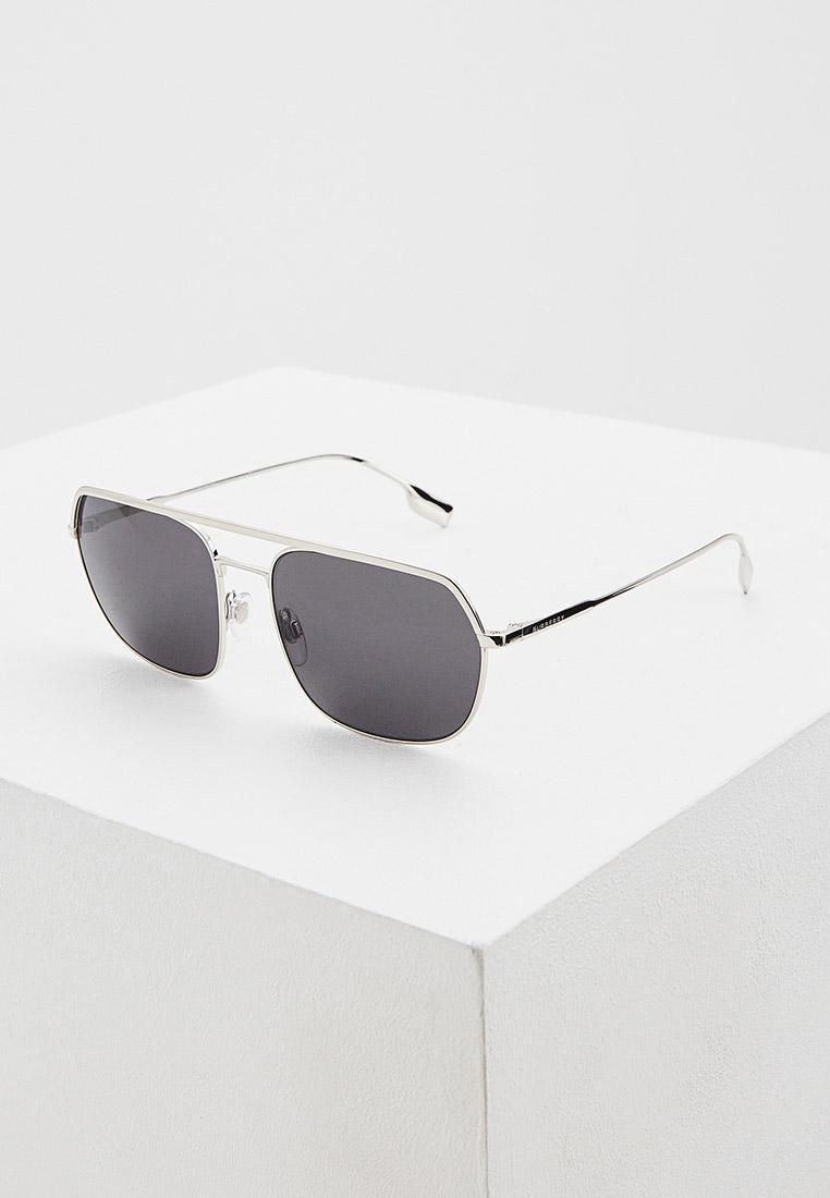 Мужские солнцезащитные очки Burberry 0BE3117