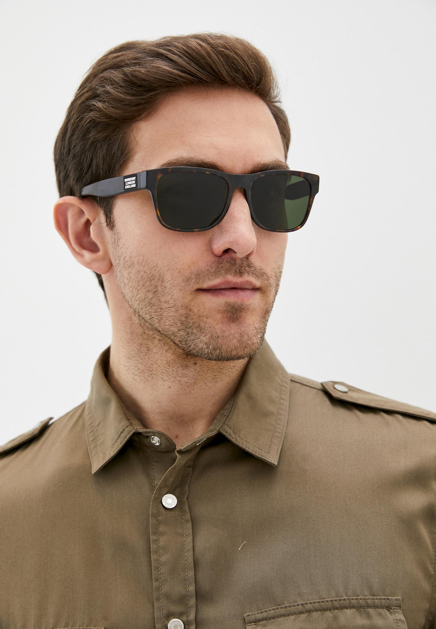 Мужские солнцезащитные очки Burberry 0BE4309: изображение 4