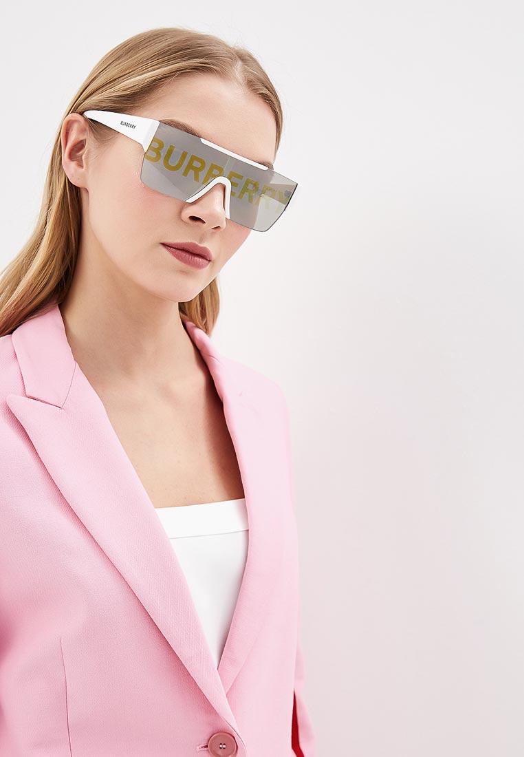 Мужские солнцезащитные очки Burberry 0BE4291: изображение 6