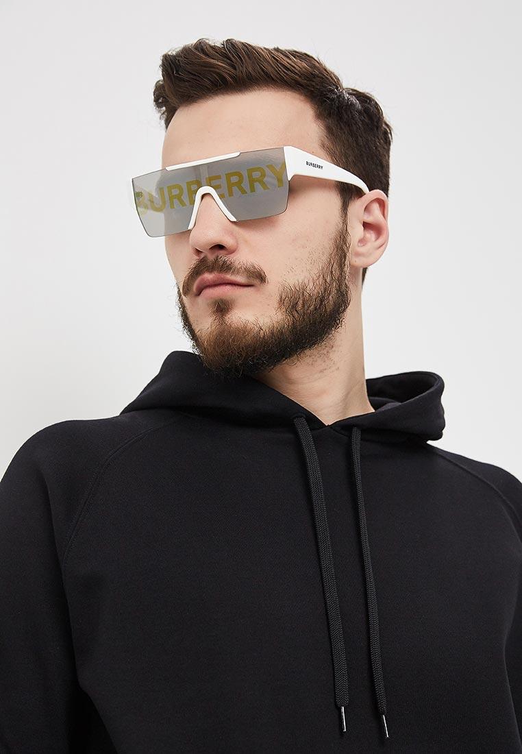Мужские солнцезащитные очки Burberry 0BE4291: изображение 7