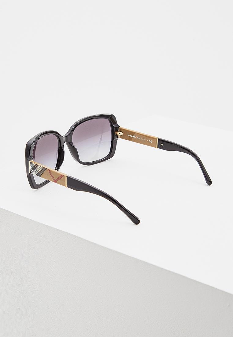 Женские солнцезащитные очки Burberry 0BE4160: изображение 4