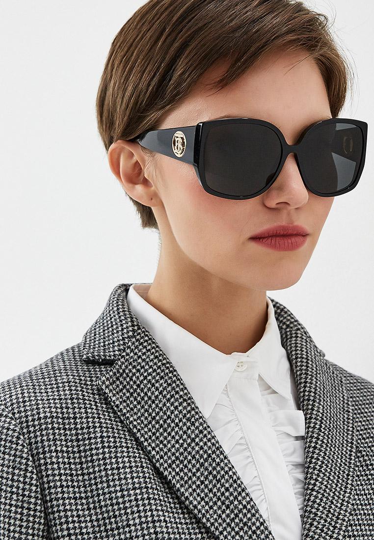 Женские солнцезащитные очки Burberry 0BE4290: изображение 6