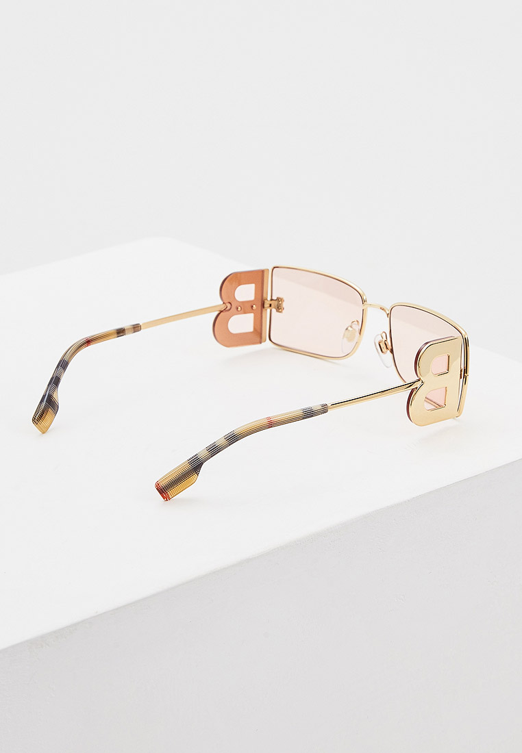 Женские солнцезащитные очки Burberry 0BE3110: изображение 3