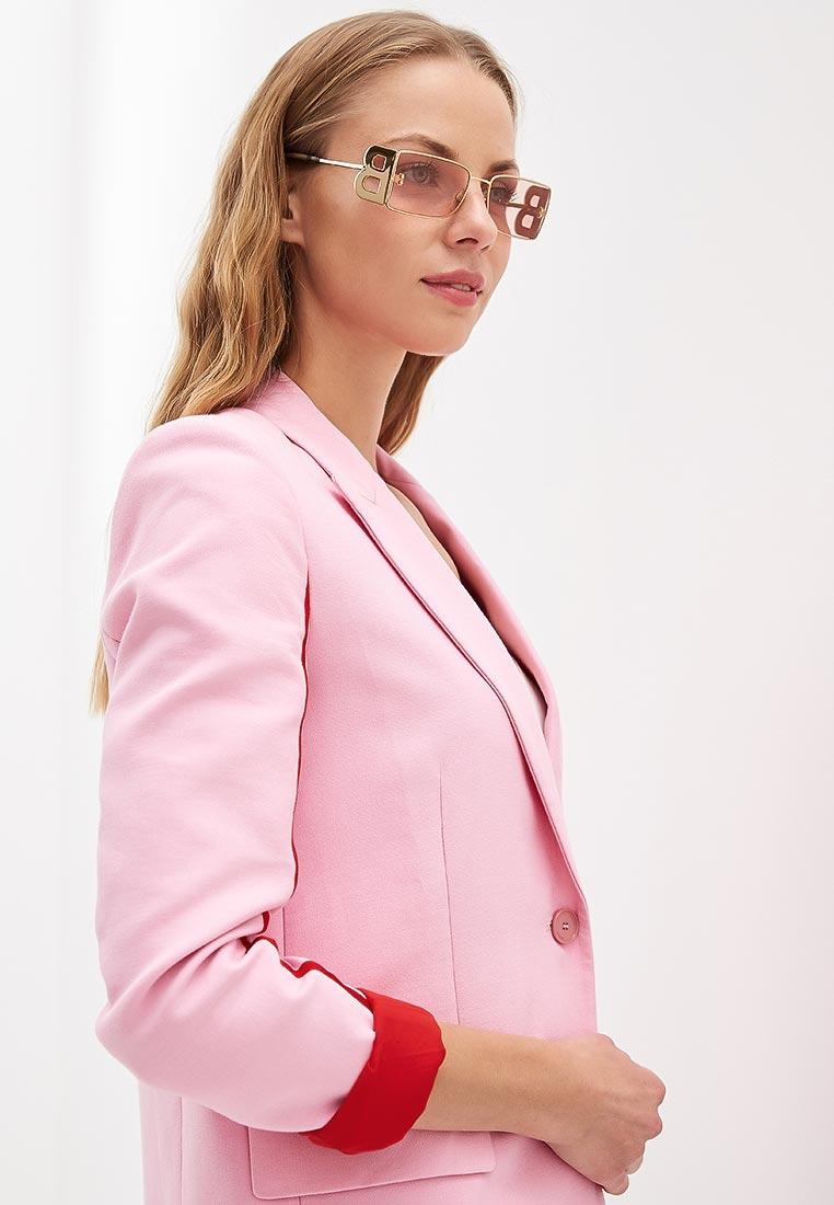 Женские солнцезащитные очки Burberry 0BE3110: изображение 6