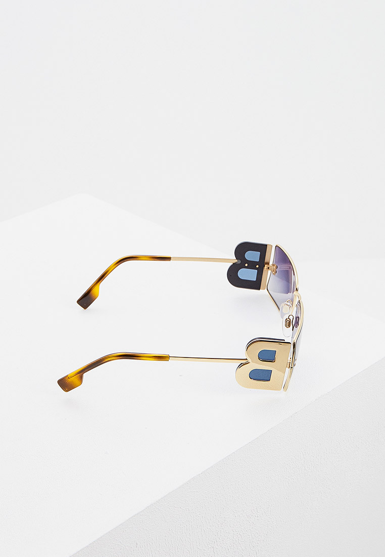 Женские солнцезащитные очки Burberry 0BE3110: изображение 9
