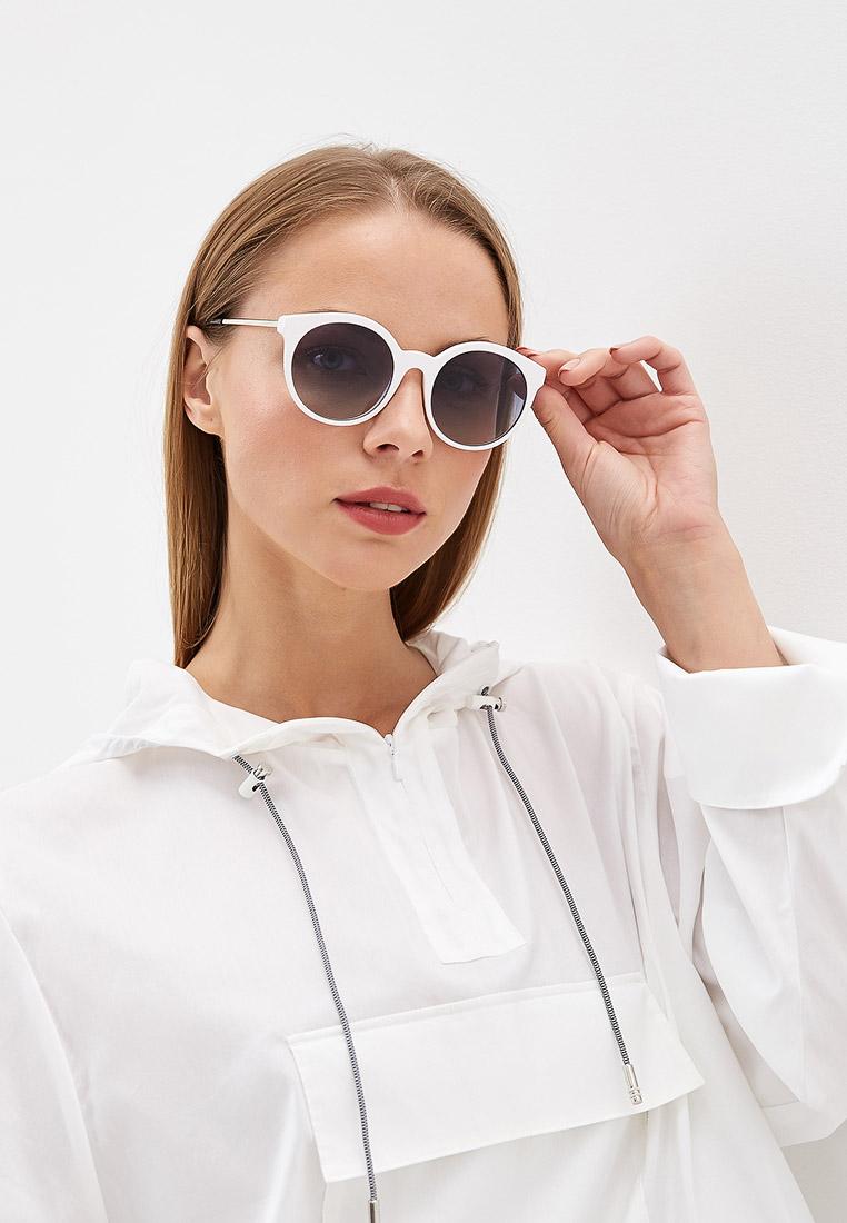 Женские солнцезащитные очки Burberry 0BE4296