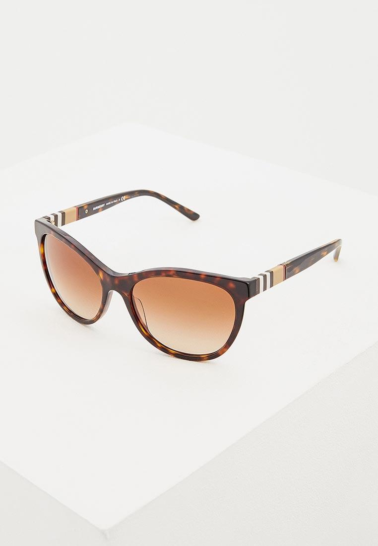 Женские солнцезащитные очки Burberry 0BE4199: изображение 1