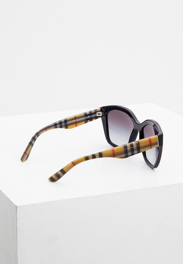 Женские солнцезащитные очки Burberry 0BE4261: изображение 3