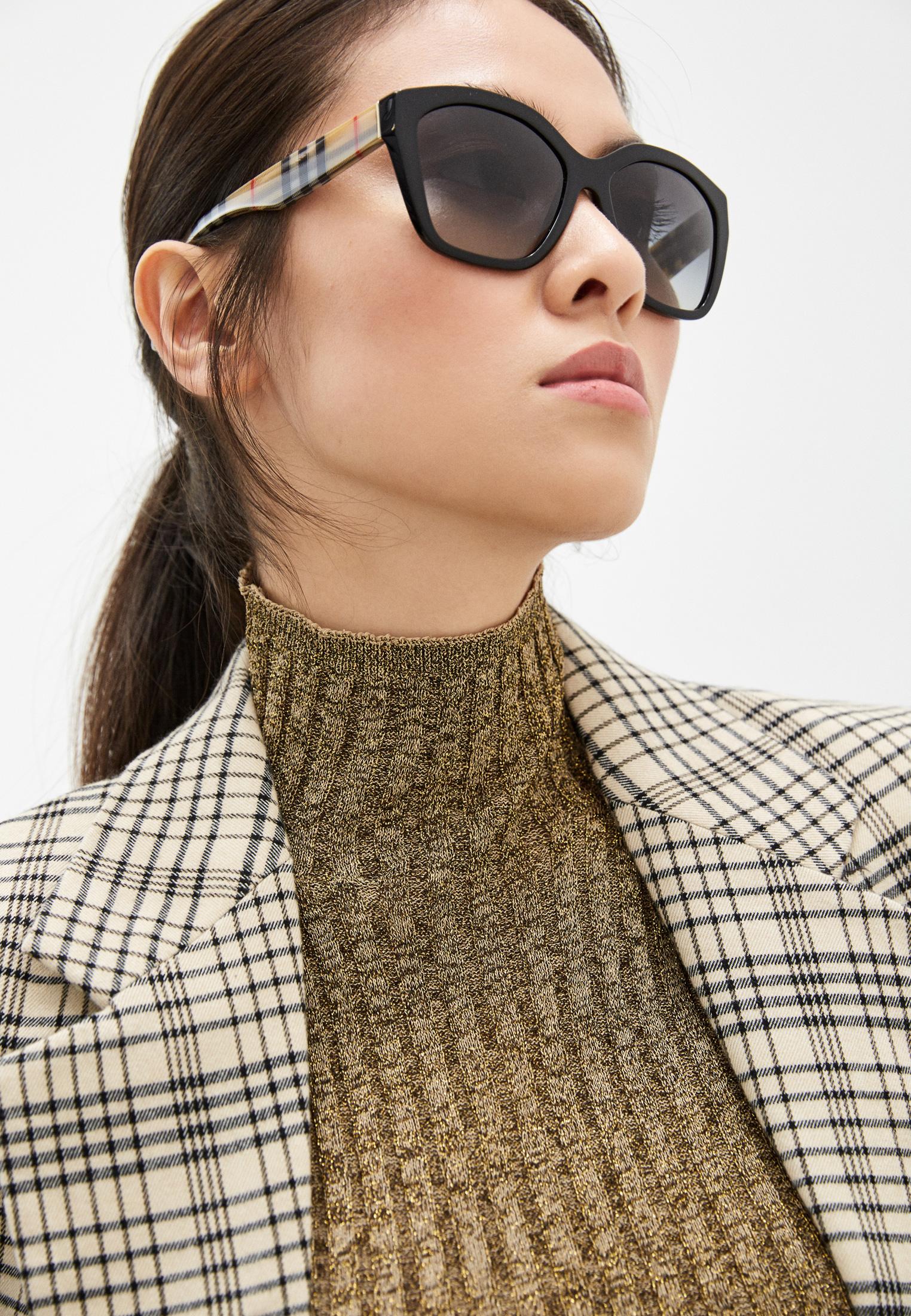 Женские солнцезащитные очки Burberry 0BE4261: изображение 6