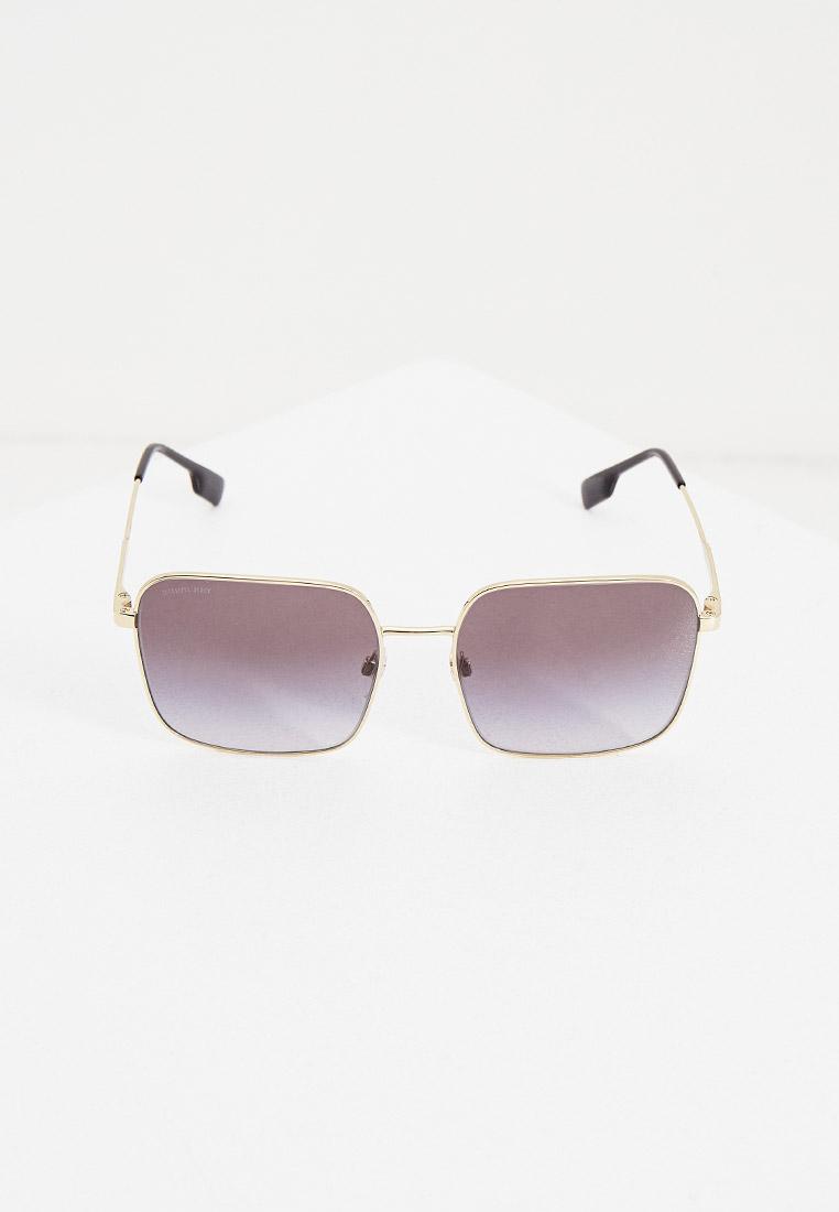 Женские солнцезащитные очки Burberry 0BE3119: изображение 8