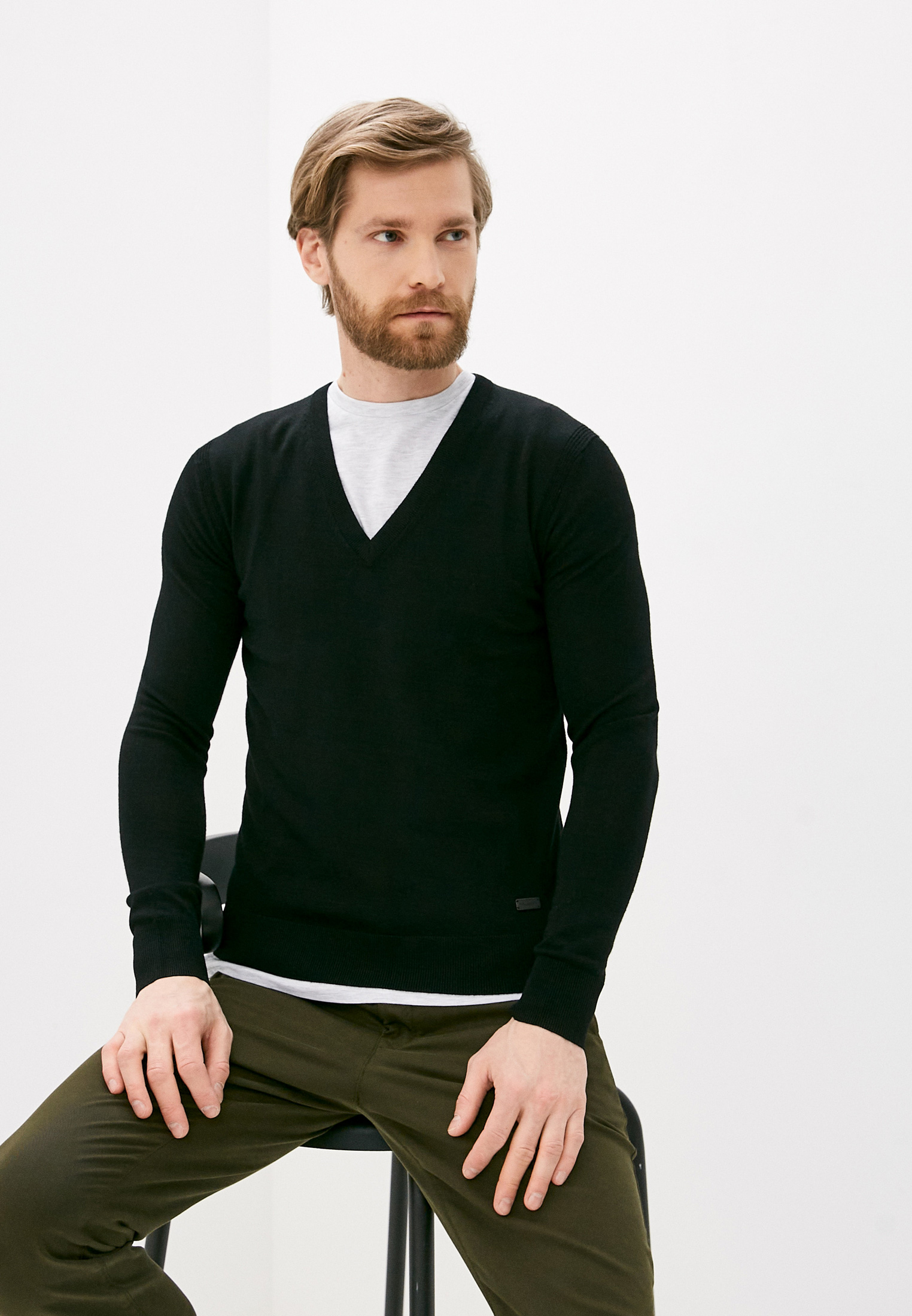 Пуловер Burberry 3915139