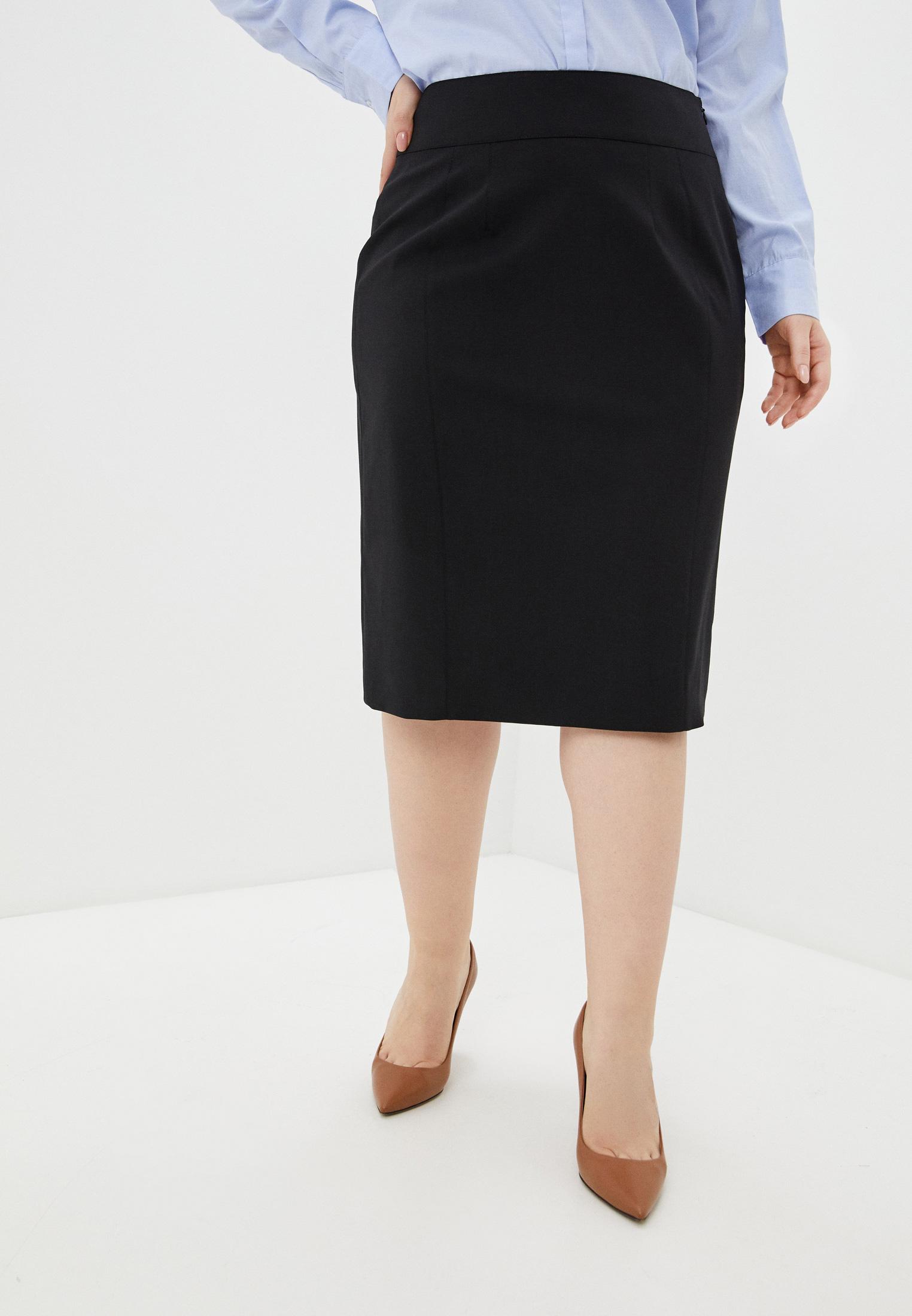 Прямая юбка Burberry 4014708