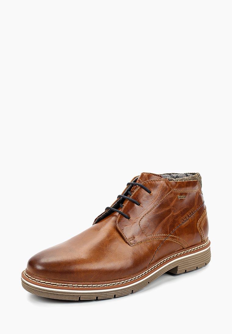 Мужские ботинки Bugatti 311-38431-1200
