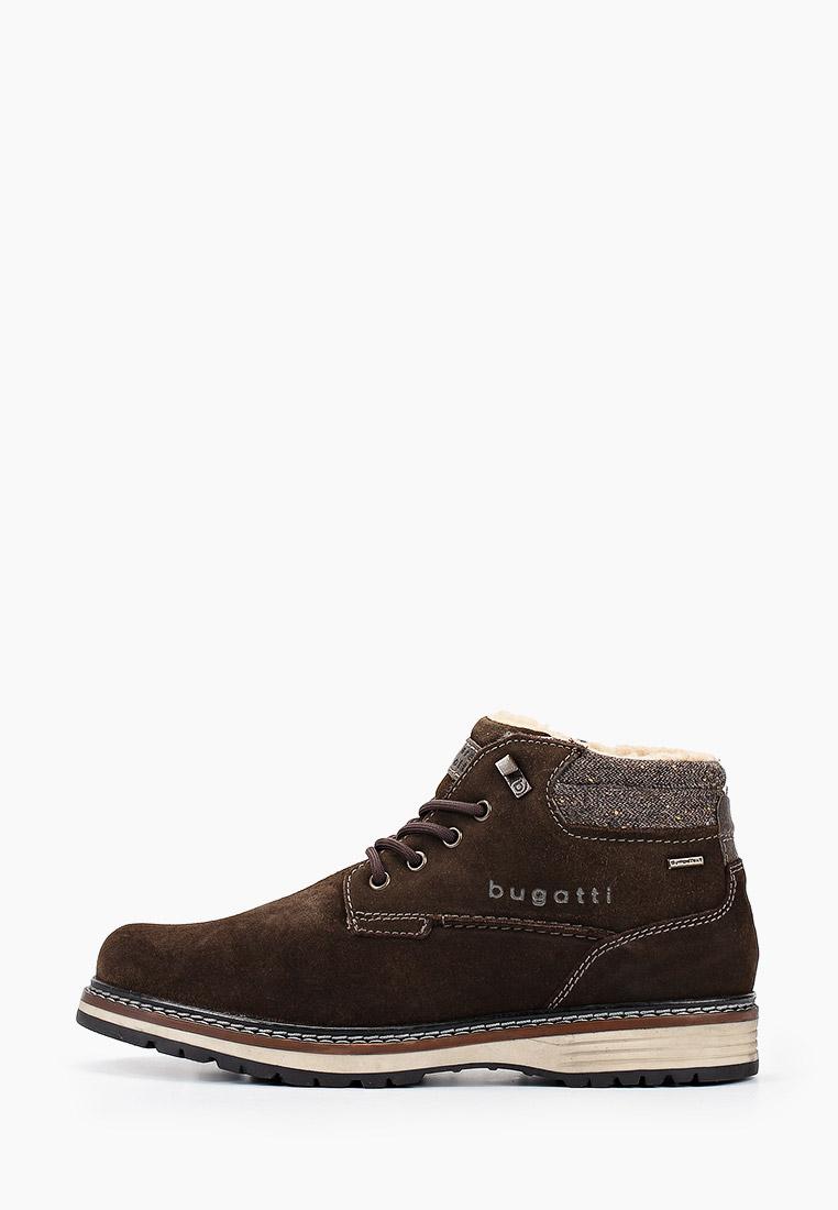 Мужские ботинки Bugatti (Бугатти) 321796501400