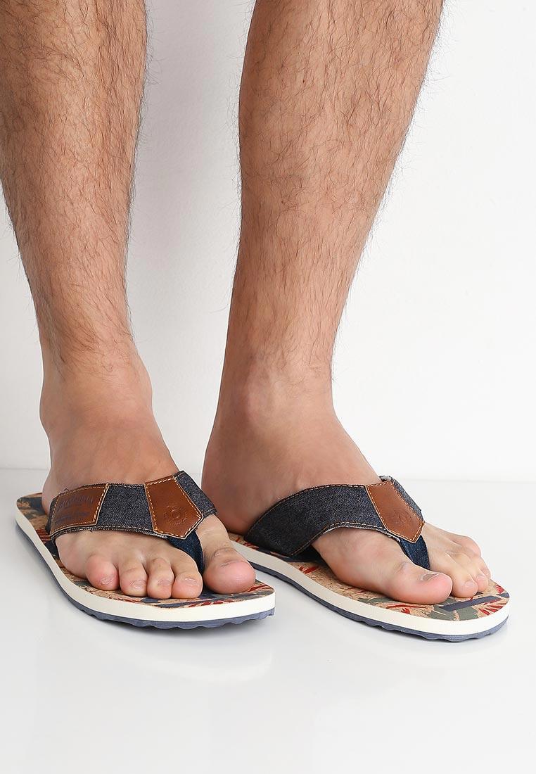 Мужские сандалии Bugatti K1780-6: изображение 6