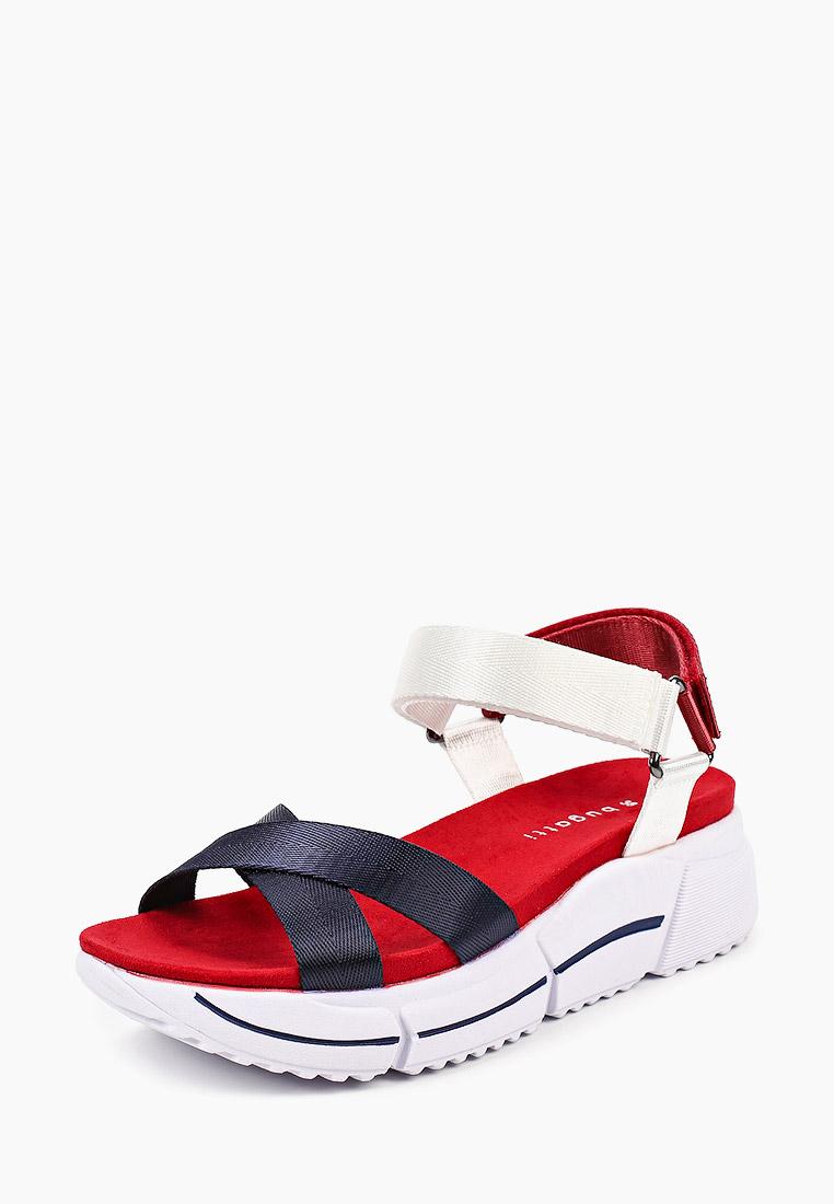 Женские сандалии Bugatti 431881816969: изображение 2