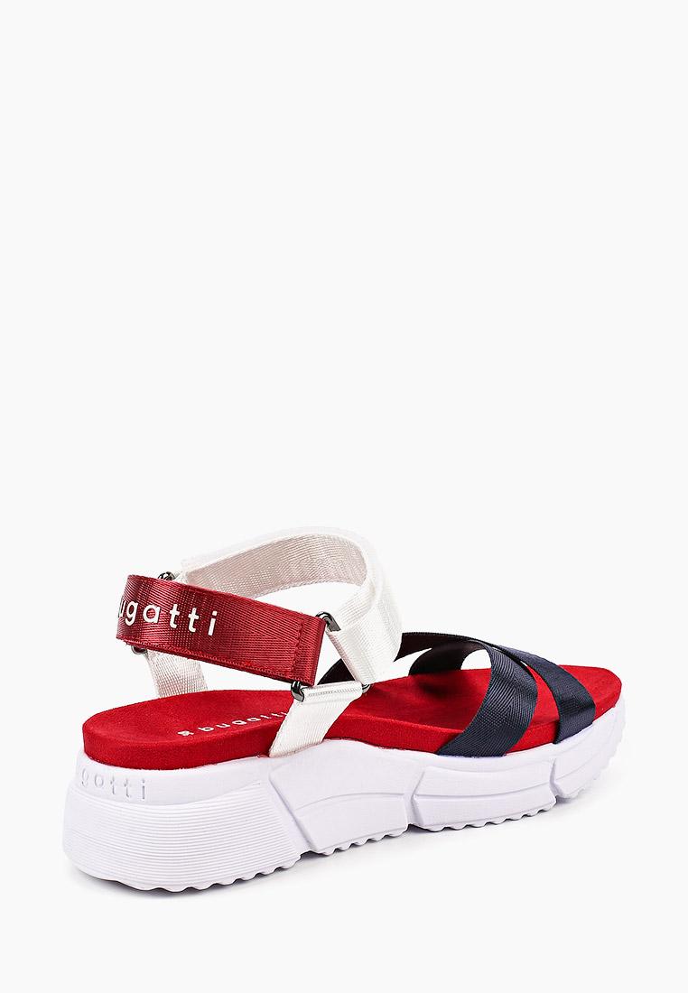 Женские сандалии Bugatti 431881816969: изображение 3