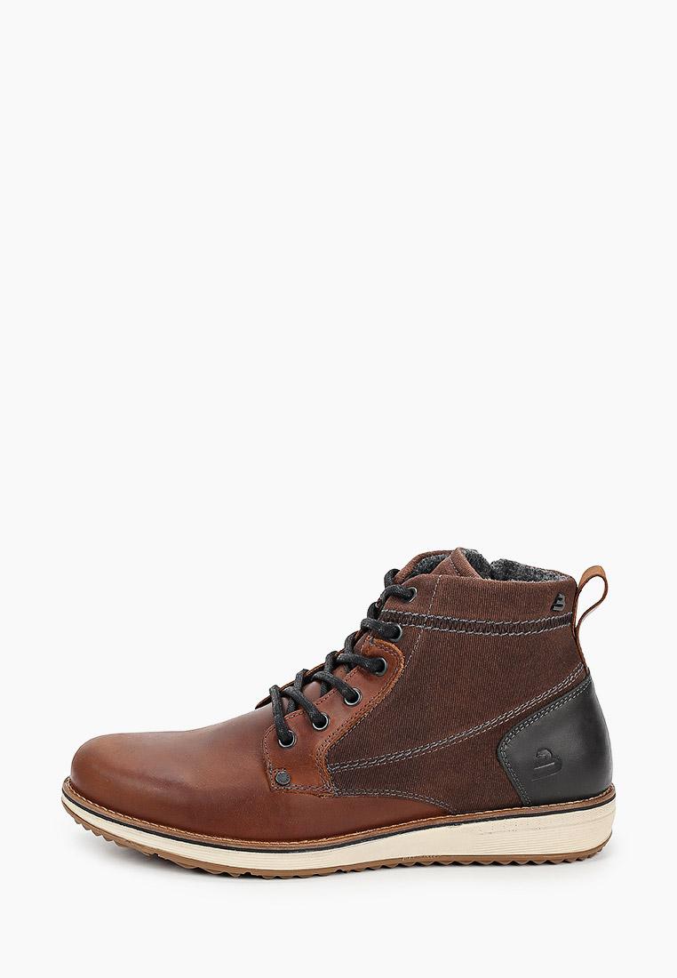 Мужские ботинки Bullboxer 878K55872E_RBBK