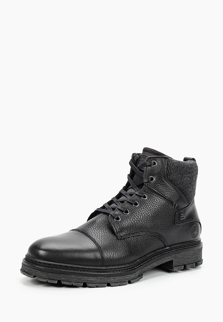 Мужские ботинки Bullboxer 456K80470A_BKDG: изображение 2
