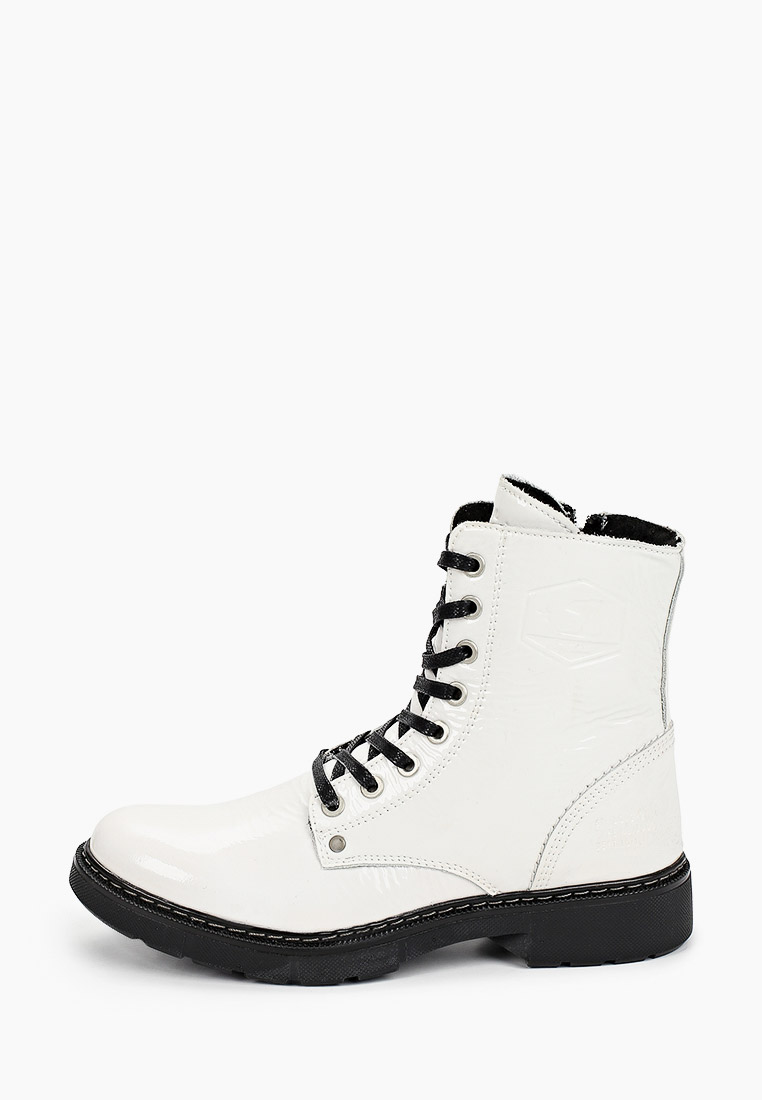 Женские ботинки Bullboxer 892M82701G_WHLK
