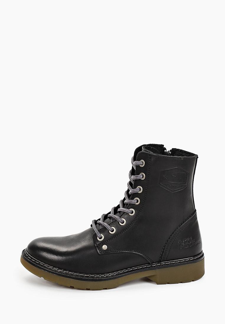 Женские ботинки Bullboxer 892M82701G_2495
