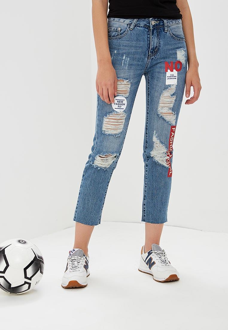 Зауженные джинсы By Swan 5219