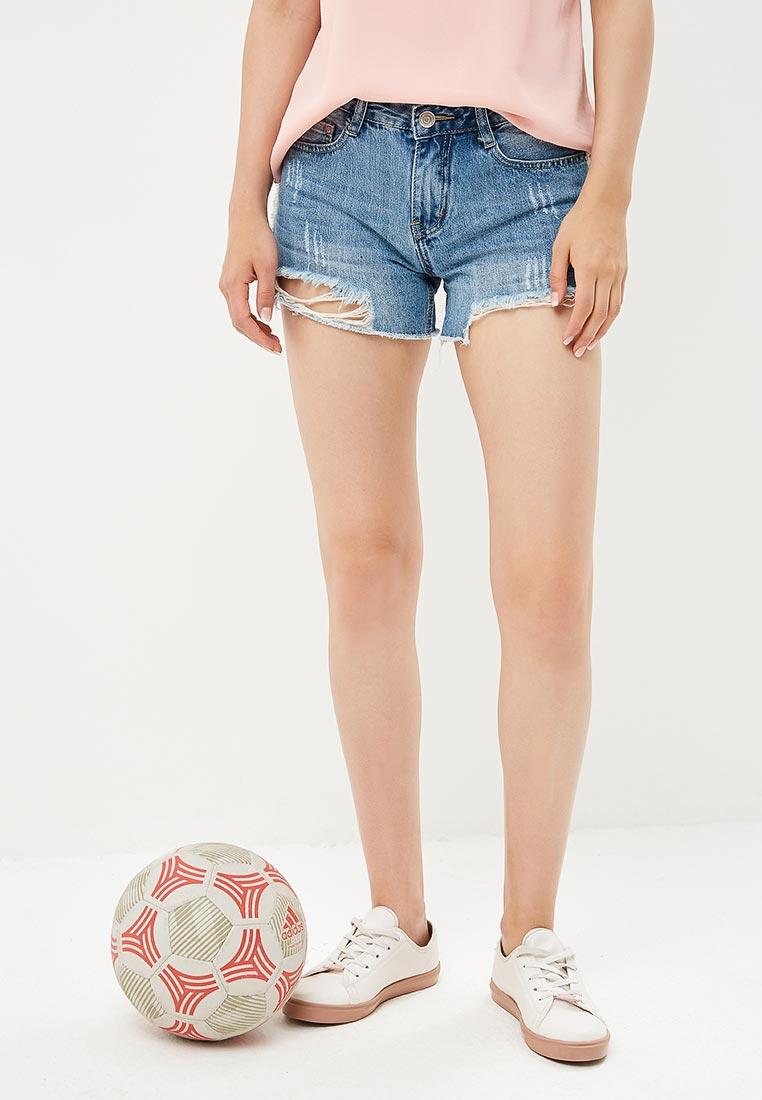 Женские джинсовые шорты By Swan 5228
