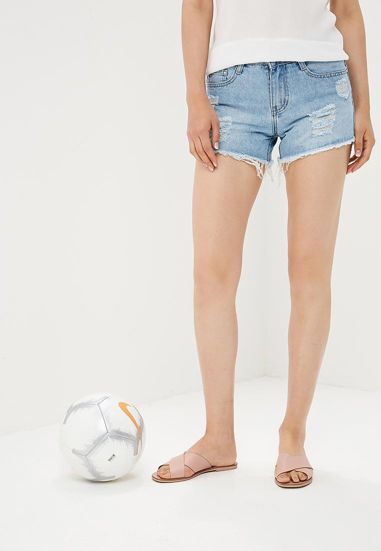 Женские джинсовые шорты By Swan 5230