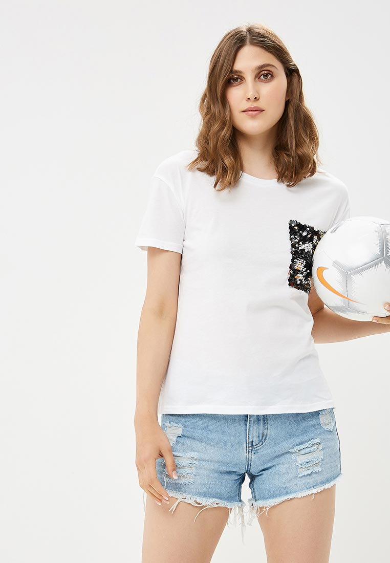 Футболка с коротким рукавом By Swan BSP1381