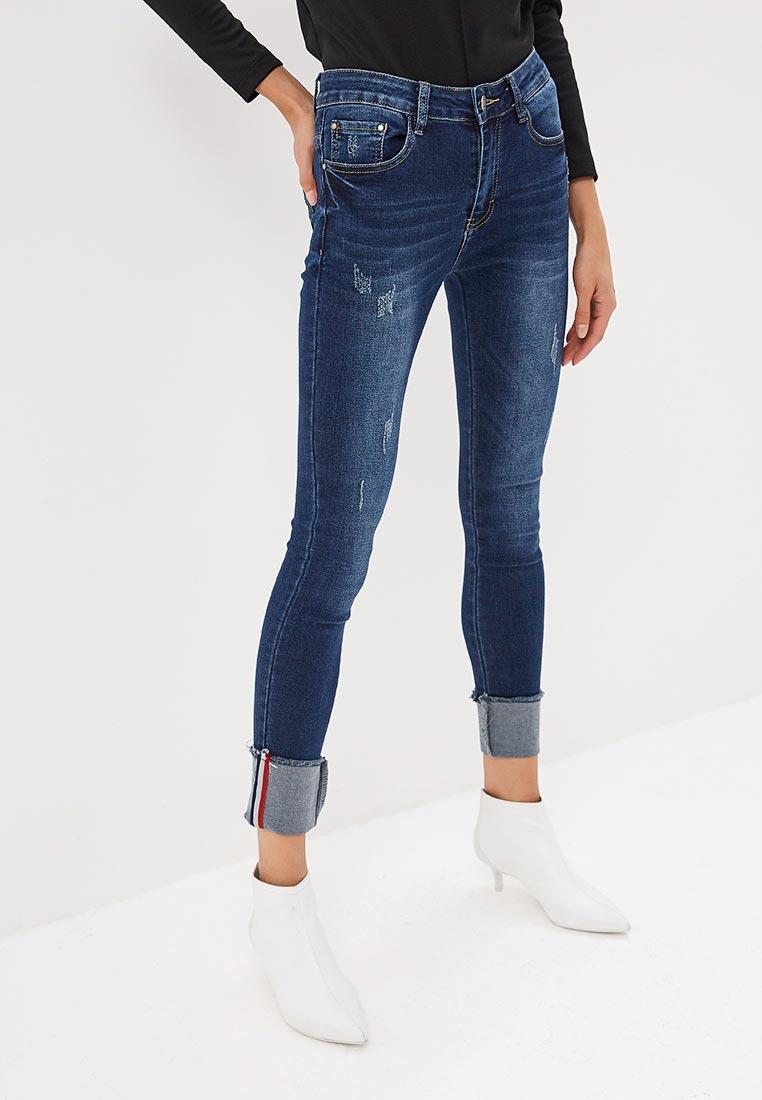 Зауженные джинсы By Swan 5234