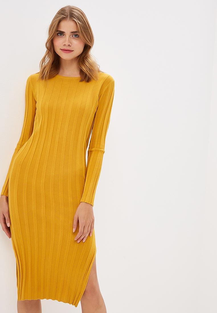 Вязаное платье By Swan DL665