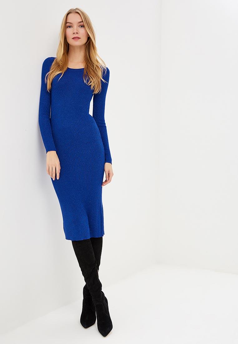 Вязаное платье By Swan DL671