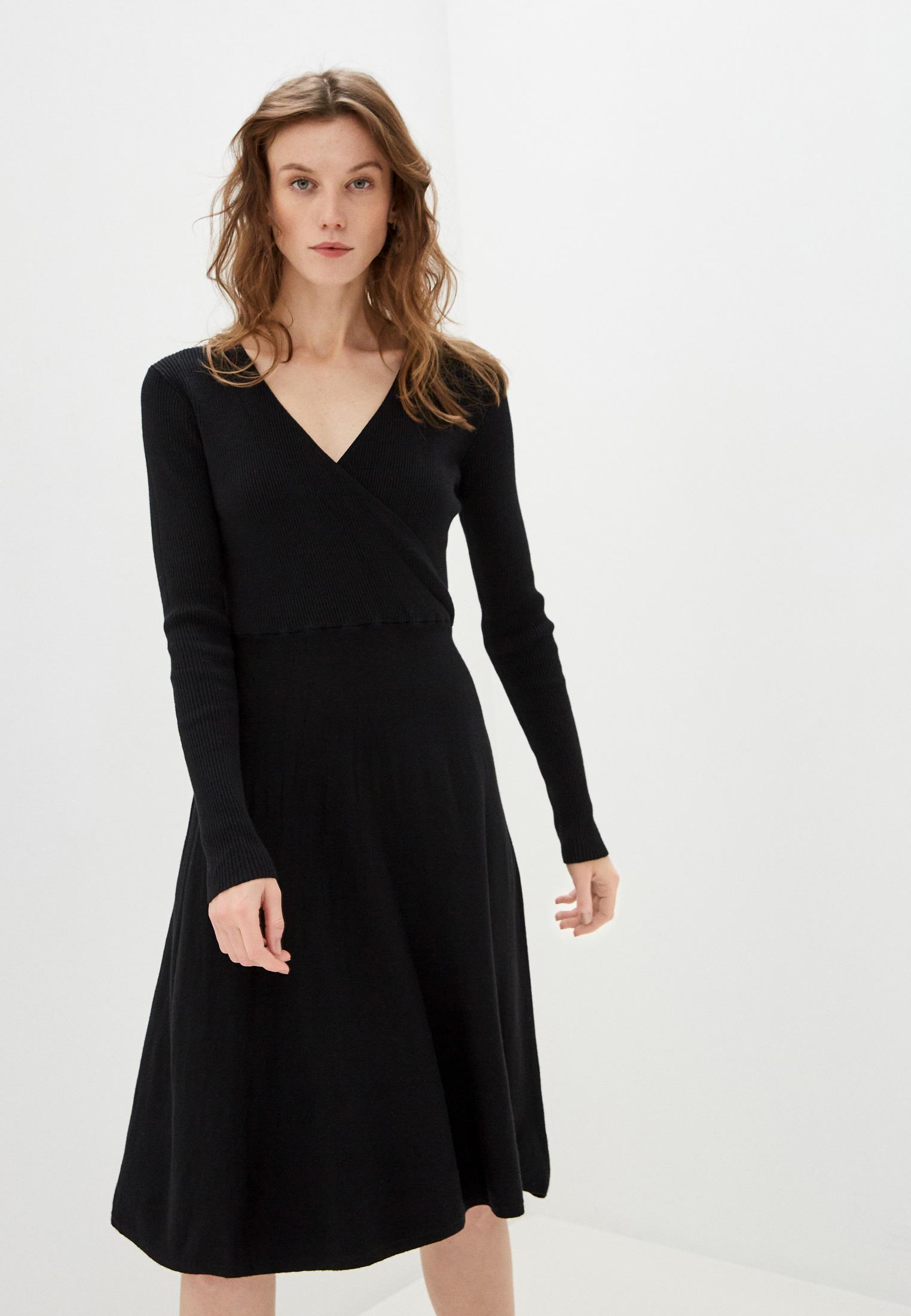 Вязаное платье By Swan DL769