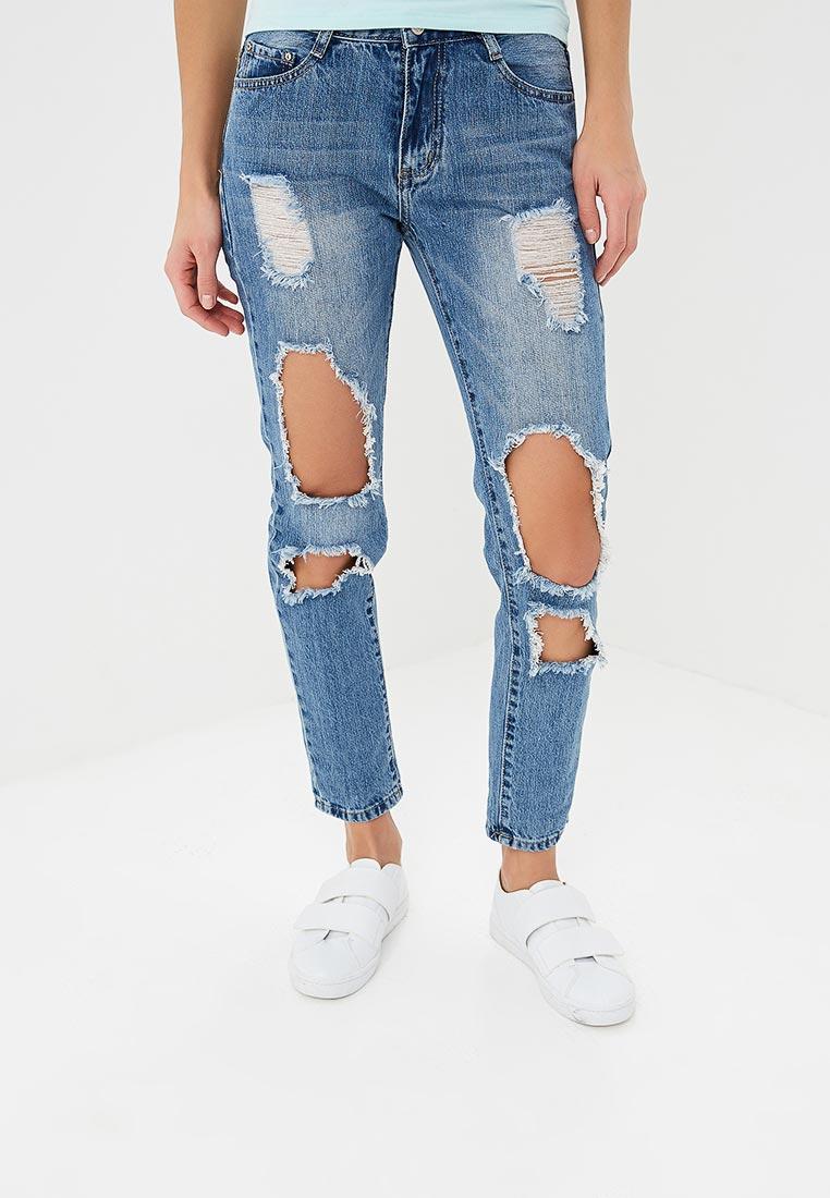 Зауженные джинсы By Swan 5160