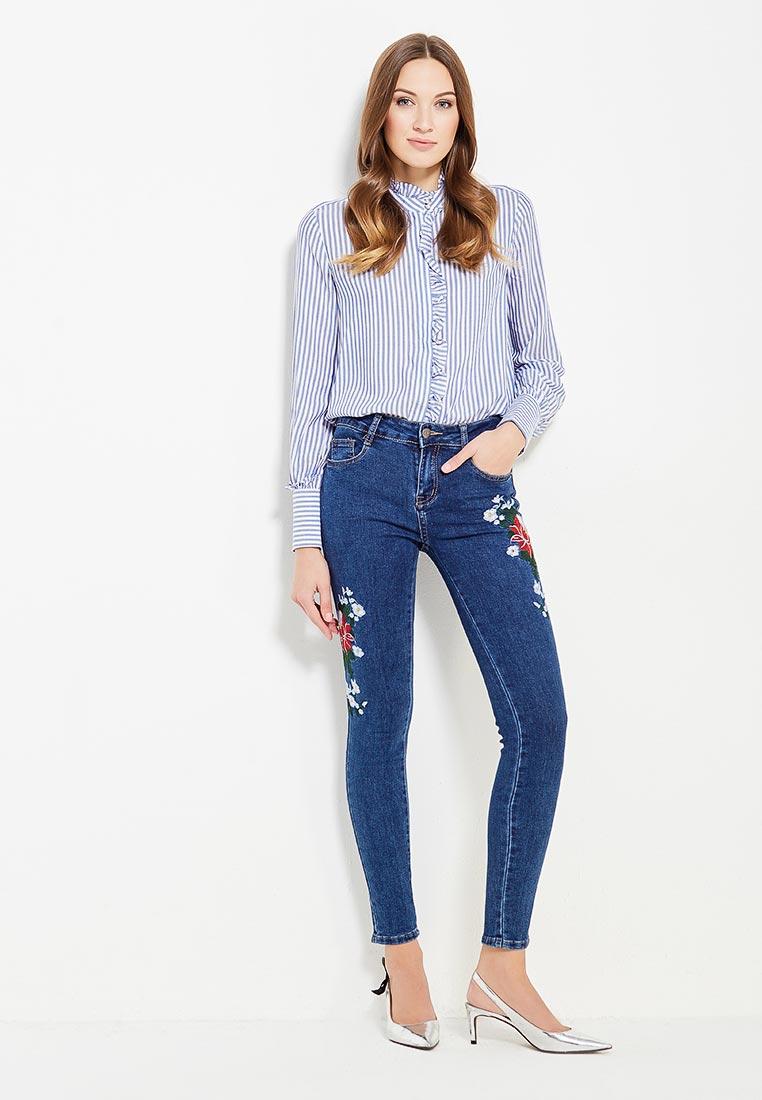 Зауженные джинсы By Swan 5202: изображение 2