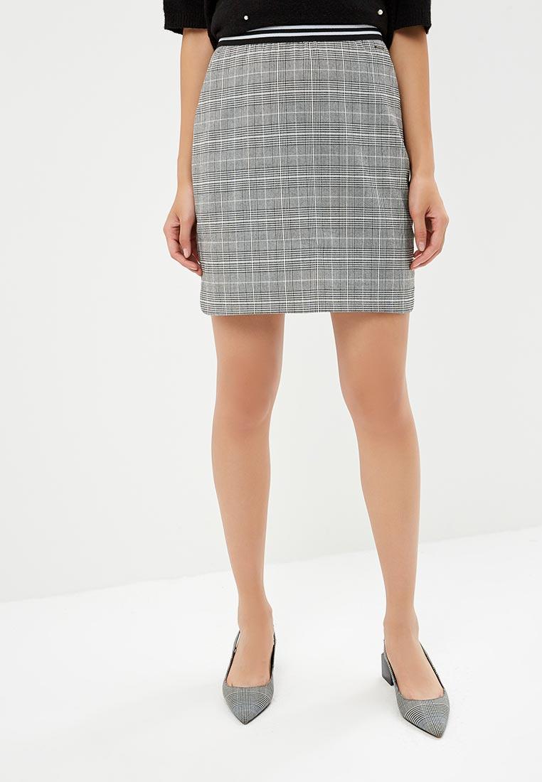 Прямая юбка b.young 20804160