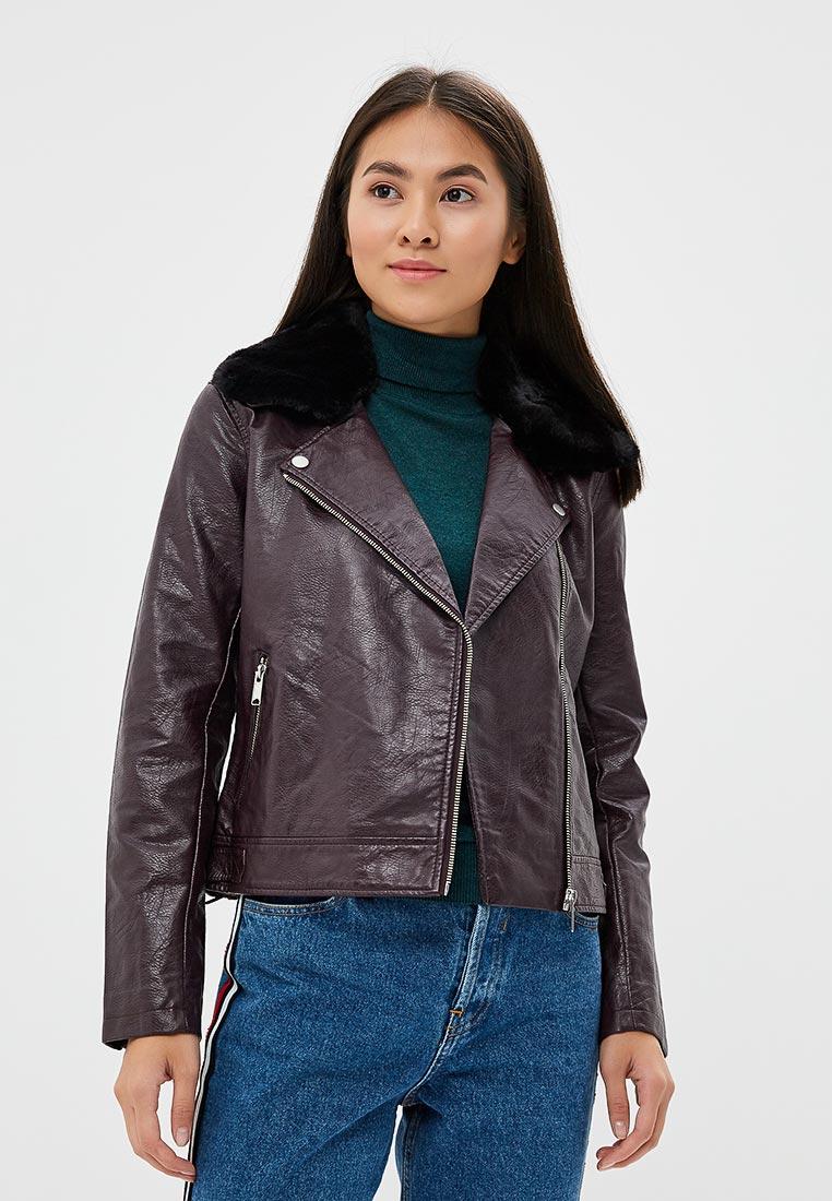 Кожаная куртка b.young 20804172
