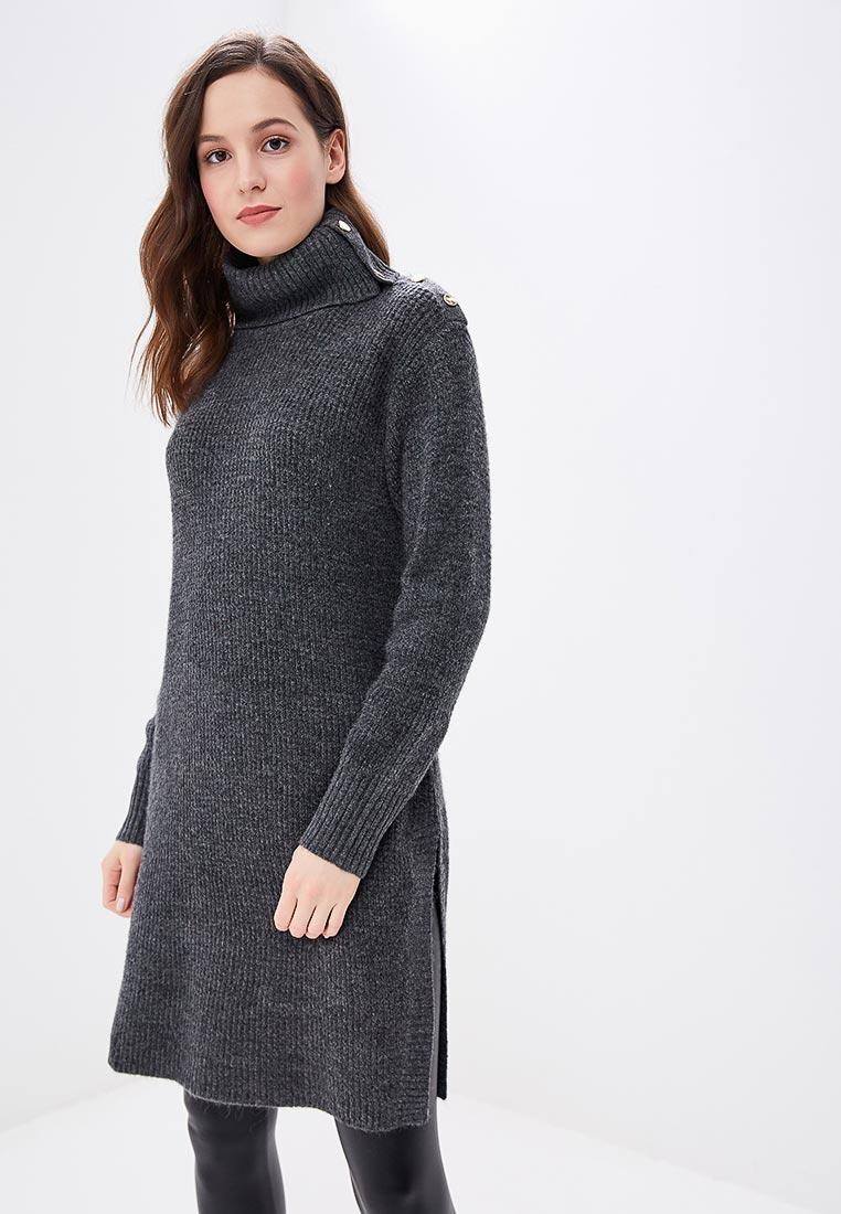 Вязаное платье b.young 20804556