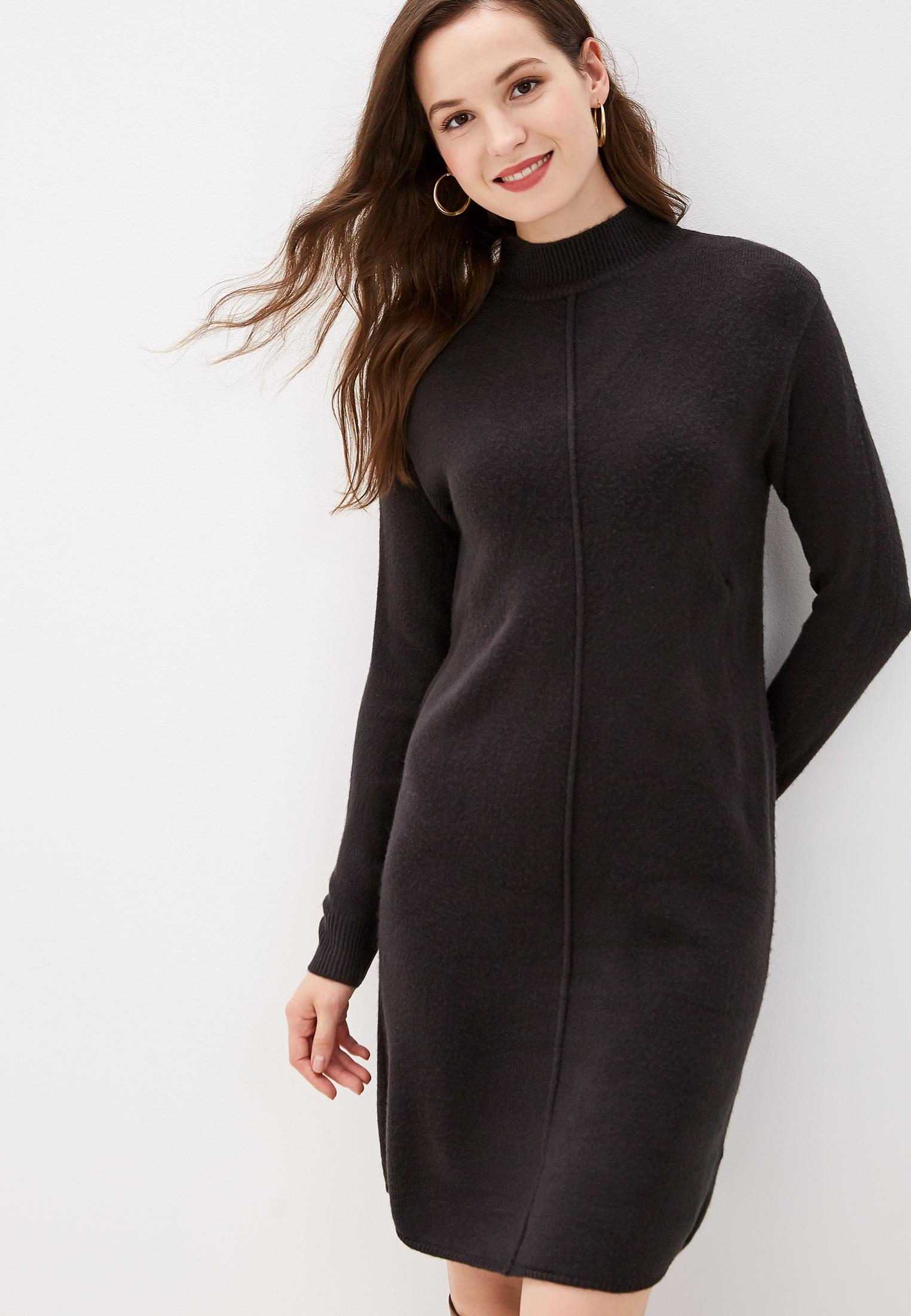 Вязаное платье b.young 20806440