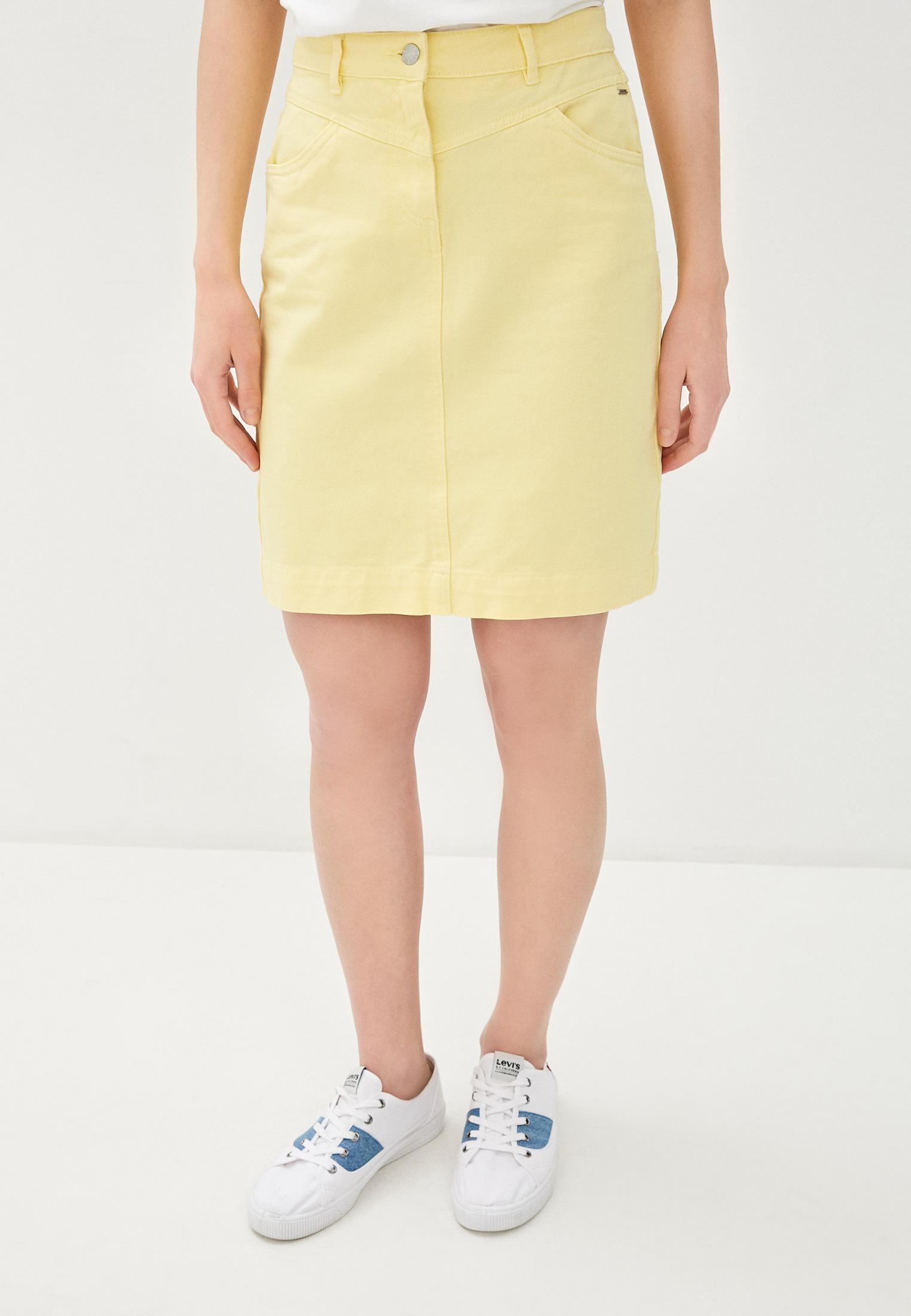 Прямая юбка b.young 20807780
