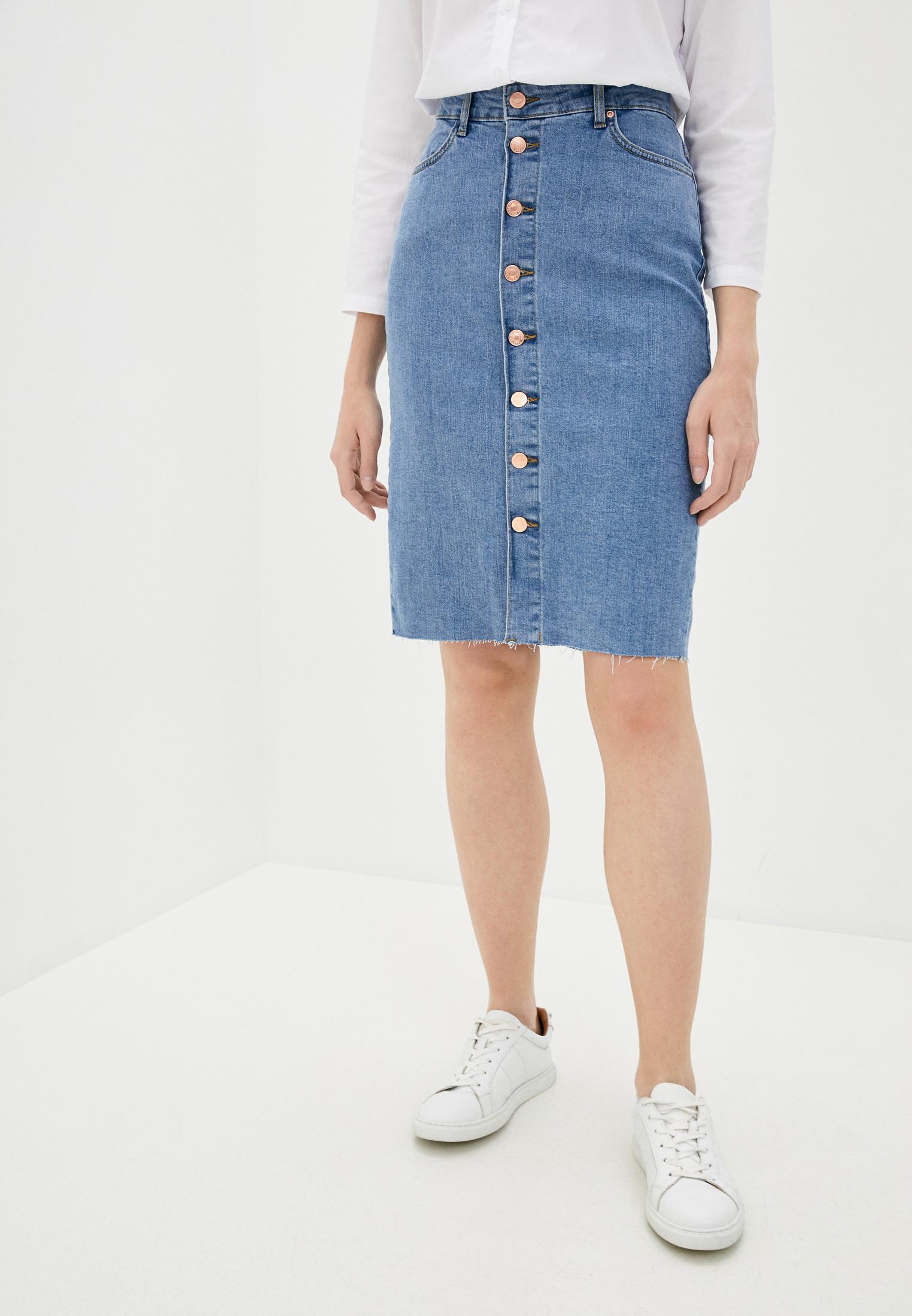Джинсовая юбка b.young 20807782