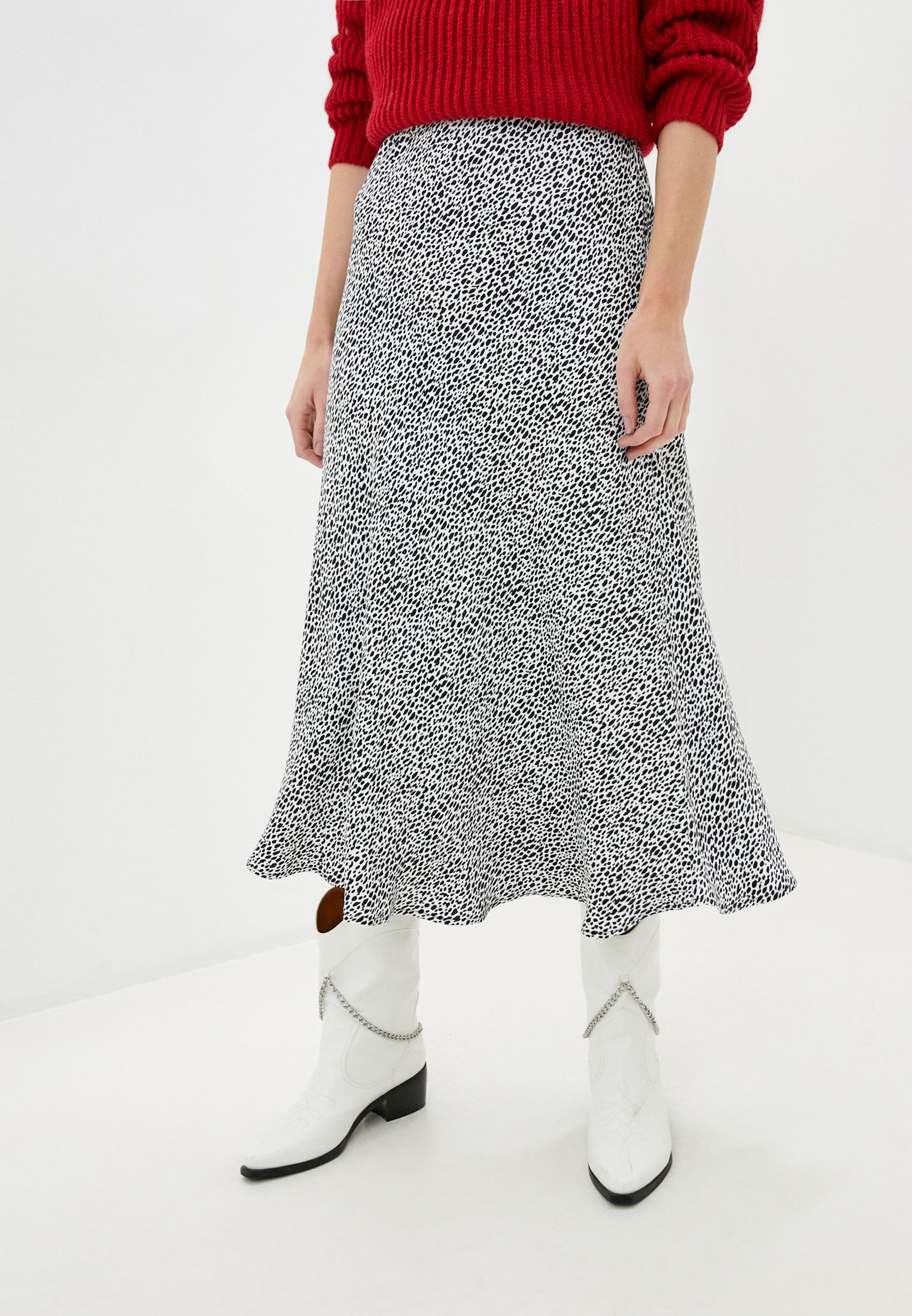 Широкая юбка b.young 20808552: изображение 1