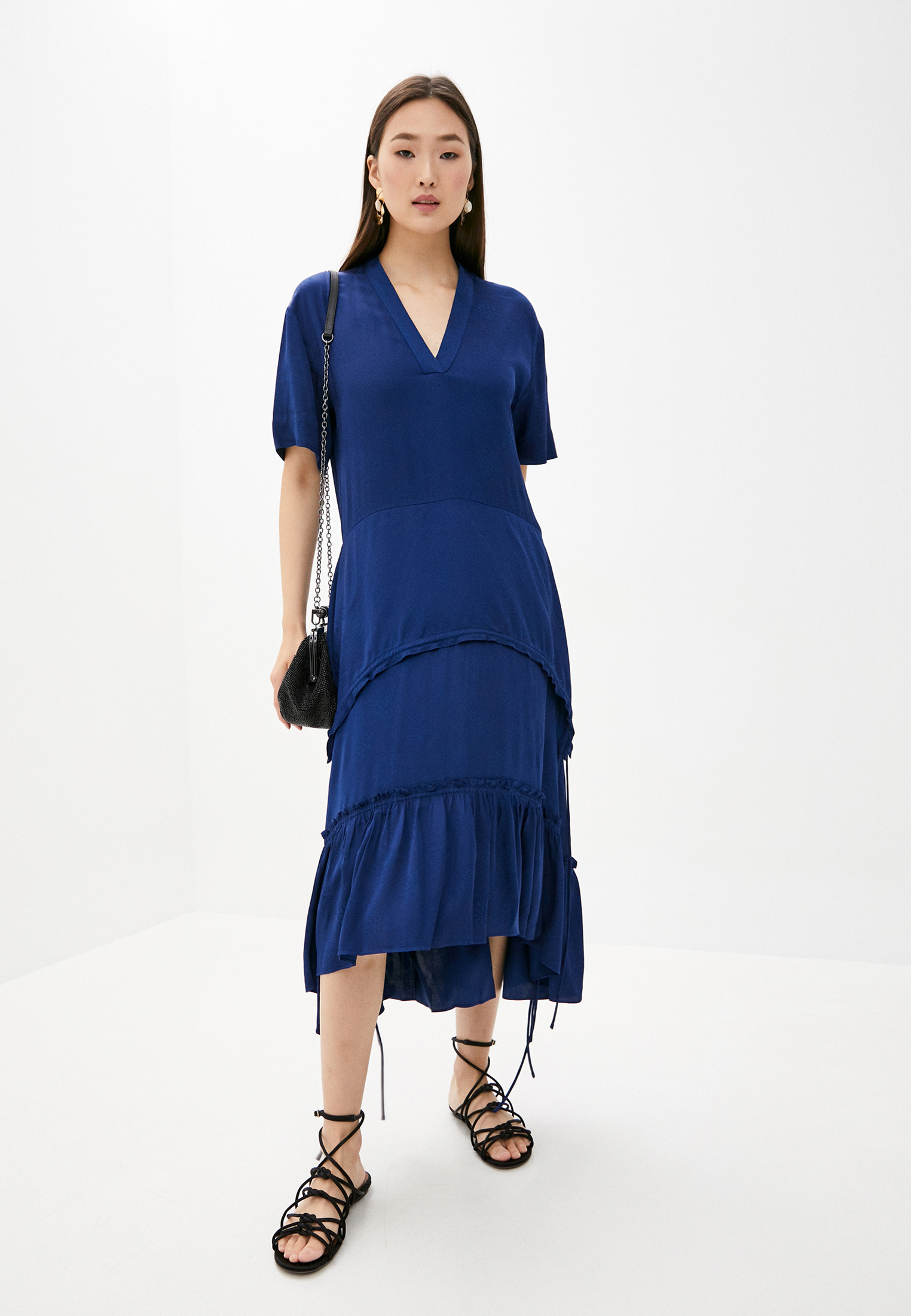 Повседневное платье By Malene Birger Q68484003: изображение 1