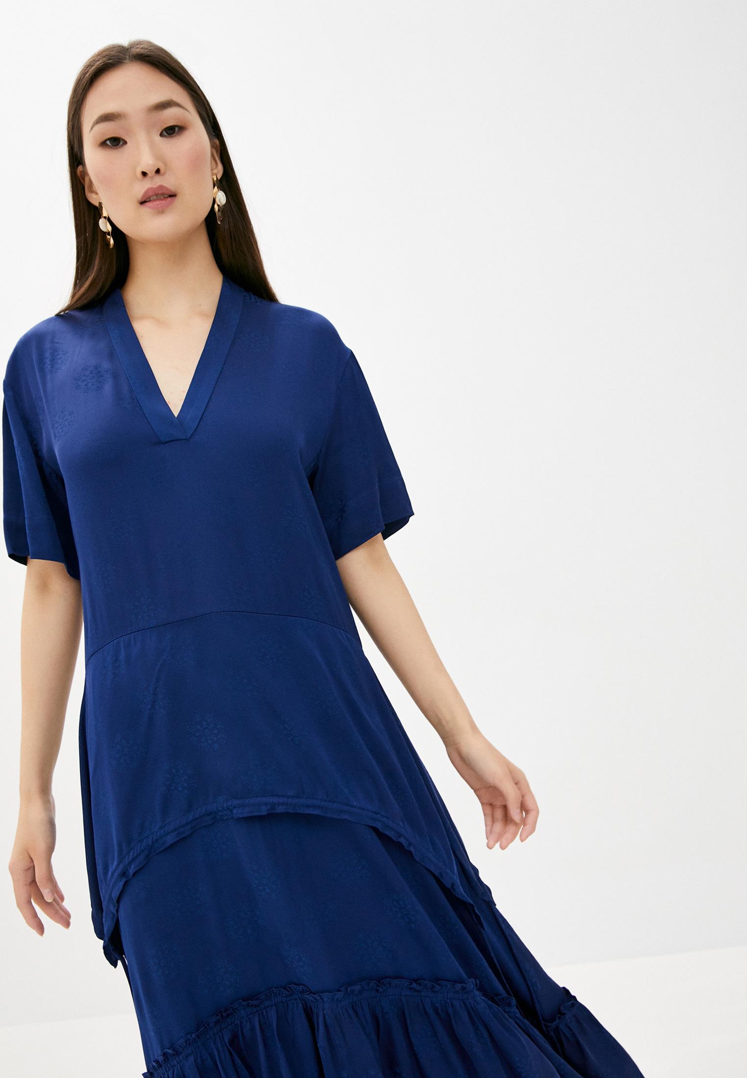 Повседневное платье By Malene Birger Q68484003: изображение 2