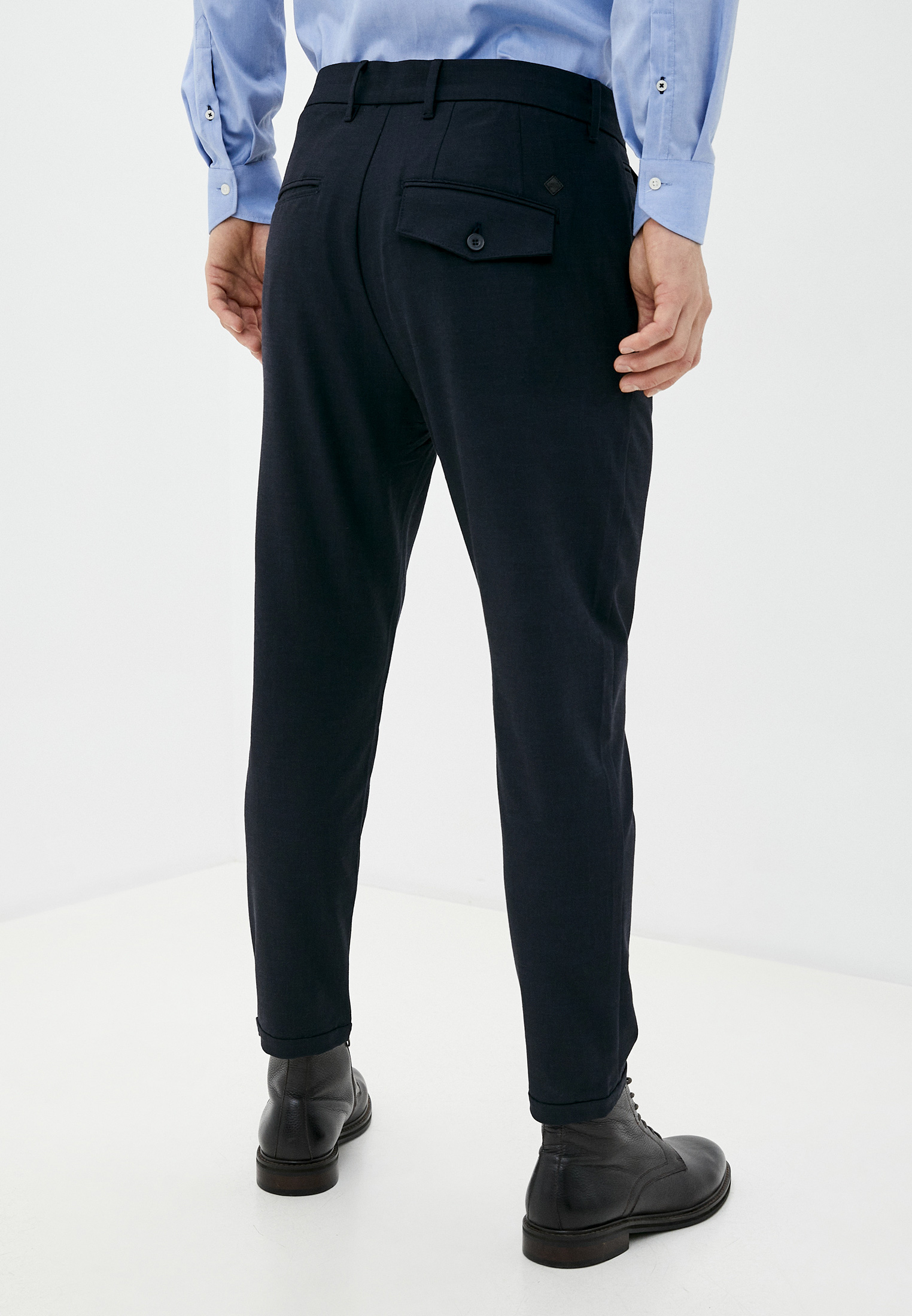 Мужские классические брюки Casual Friday by Blend 20503463: изображение 3