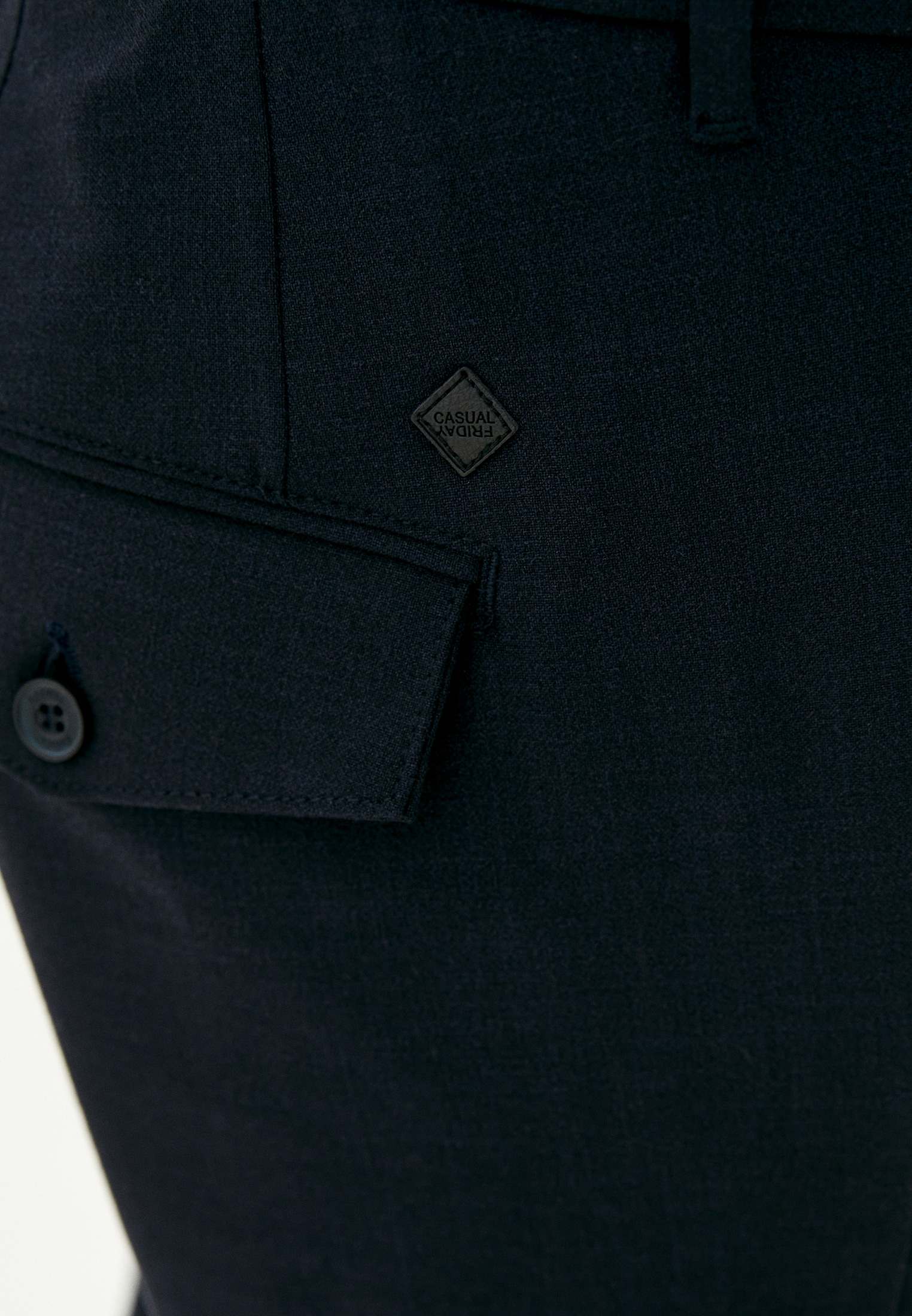 Мужские классические брюки Casual Friday by Blend 20503463: изображение 4