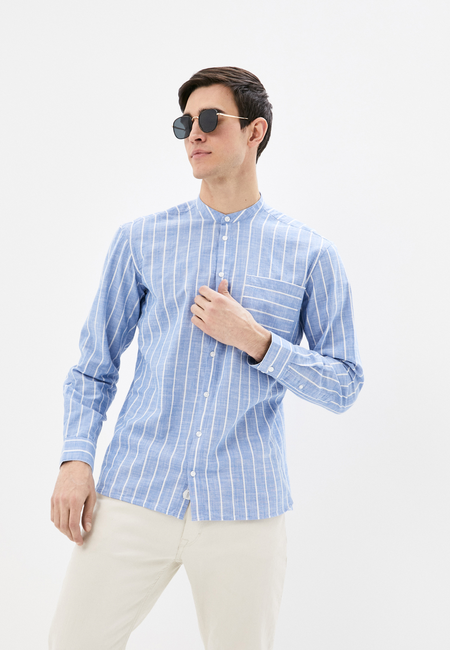 Рубашка с длинным рукавом Casual Friday by Blend 20503772