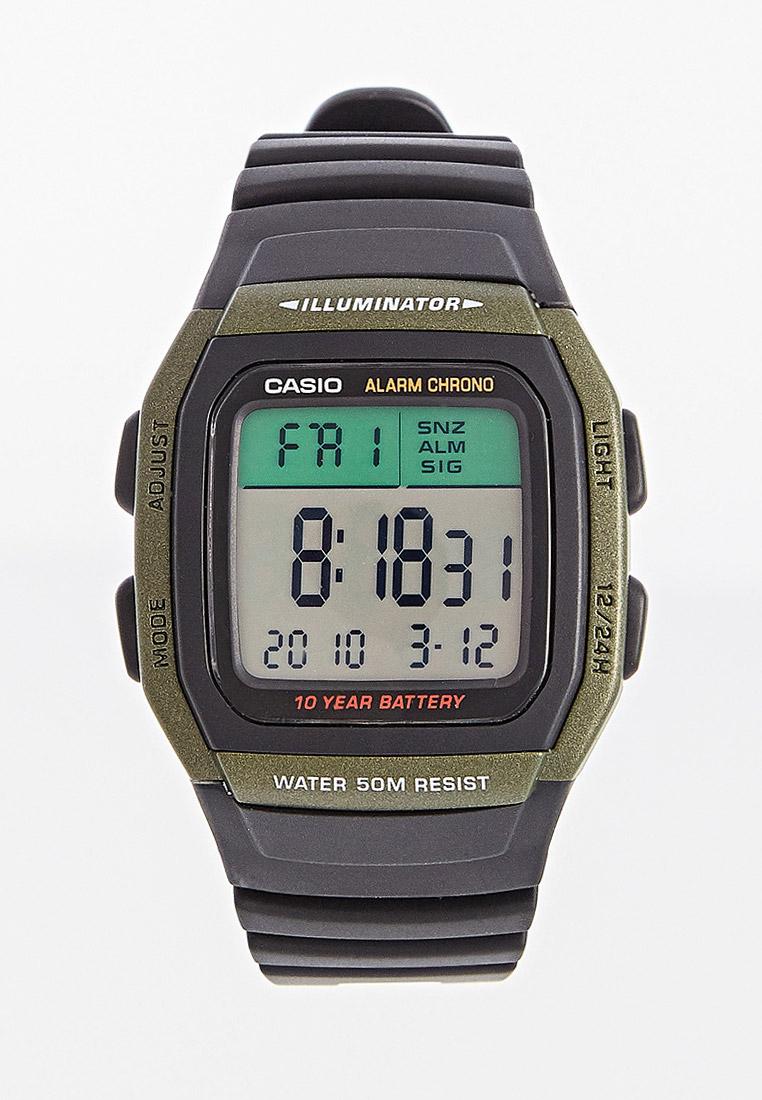 Мужские часы Casio W-96H-3AVEF
